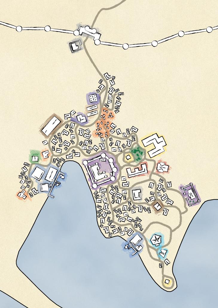 Map of Ausgleich